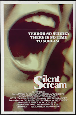 The Silent Scream (1980, USA) movie poster