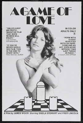 A Game of Love (1974, USA) movie poster
