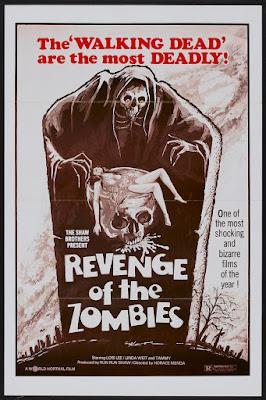 Black Magic II (Gou hun jiang tou / aka Revenge of the Zombies) (1976, Hong Kong / Indonesia / Singapore) movie poster