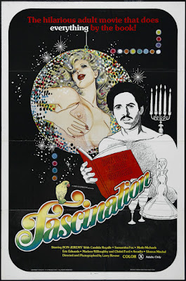 Fascination (1980, USA) movie poster