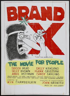 Brand X (1970, USA) movie poster