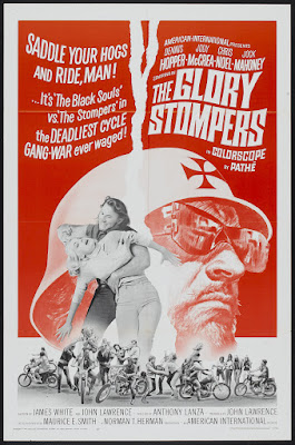 The Glory Stompers (1968, USA) movie poster