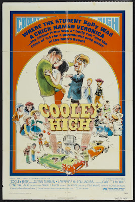 Cooley High (1975, USA) movie poster