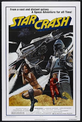 Starcrash (aka Star Crash) (1978, USA / Italy) movie poster
