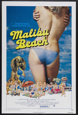 Malibu Beach (1978, USA) movie poster