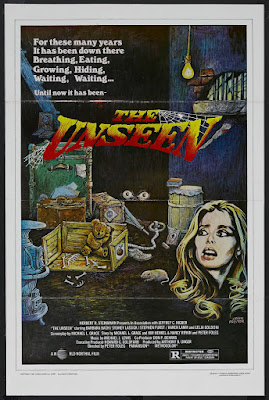 The Unseen (1981, USA) movie poster