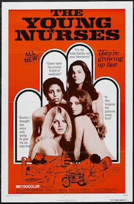 The Young Nurses (1973, USA) movie poster