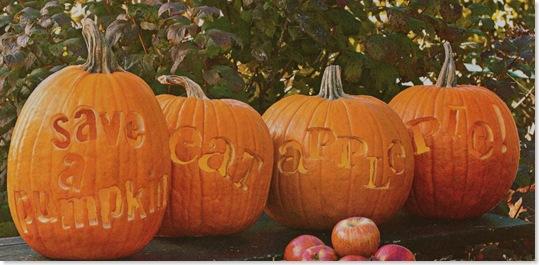 Pumpkin SOS