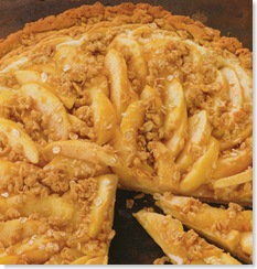 Weight Watchers Apple Pizza