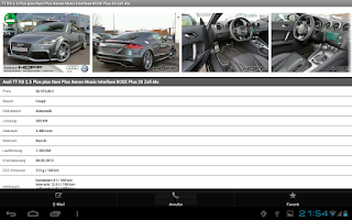Screenshot of Autohaus HOFF