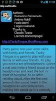 Screenshot of Tacky Tongue: actor skill