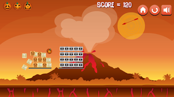 Screenshot of Angry Zombies
