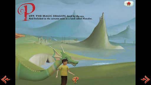 【免費娛樂App】Puff, the Magic Dragon-APP點子