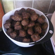 Original Swedish meatballs