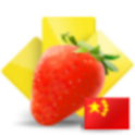 Fruits Vegetables Card Chinese icon
