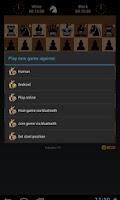 Screenshot of Black Knight Chess