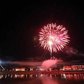 Osijek - fireworks by Zoran Osijek - News & Events Entertainment ( fireworks )