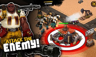 Screenshot of Apoc Wars