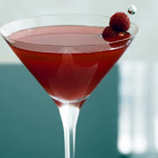 Red Eyelet Cocktail