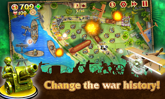 Screenshot of Toy Defense: Relaxed Mode TD