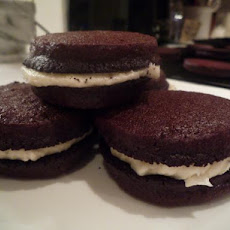 Homemade Oreos - Flour Bakery + Cafe