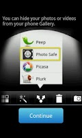 Screenshot of PhotoSafe - Gallery Photo Hide