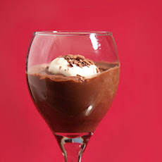 Deep Dark Chocolate Pudding (naturally gluten free)