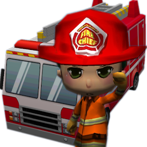 GoGo!!FireTruck for children!