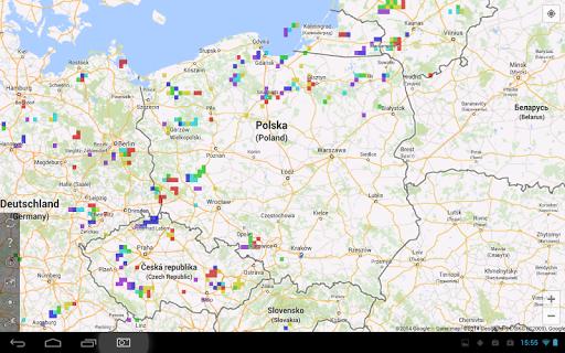 Storms in Europe - screenshot
