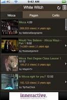 Screenshot of White Witch
