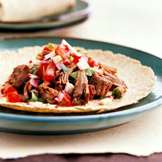 Beef and Chipotle Burritos
