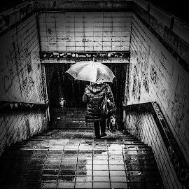 B&w 1 by Kittikun Wankeundee - Instagram & Mobile iPhone