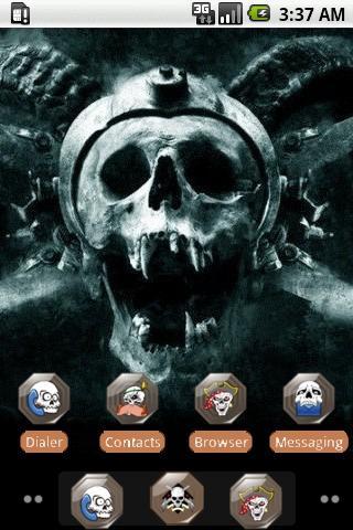 Skull King [SQTheme] for ADW