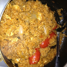 Arroz con Pollo (Mexican Chicken and Rice)