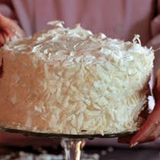 Christmas Coconut Cake Recipe