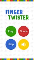 Screenshot of FINGER TWISTER (FREE)
