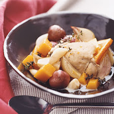 Slow-Cooker Orange Chicken with Potatoes