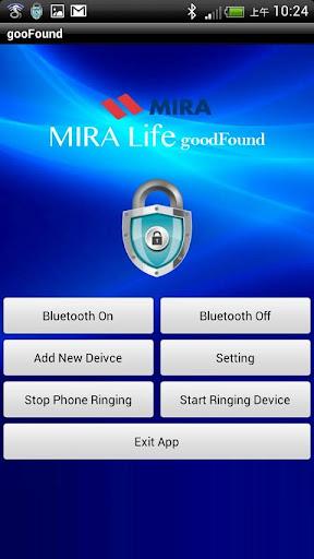 gooFound_MIRA Life