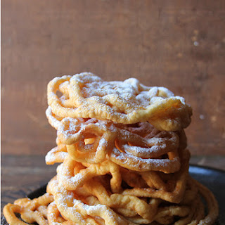 Tippaleipä (Finnish May Day Funnel Cakes)