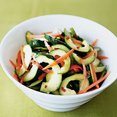 Pickled Ginger Cucumbers
