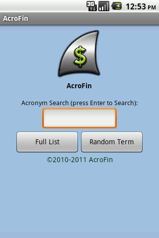AcroFin