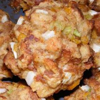 Creamed Corn Balls Recipes