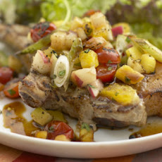 Pork With Fruity Salsa