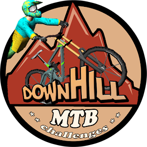Cover art MTB Downhill challenges ProV