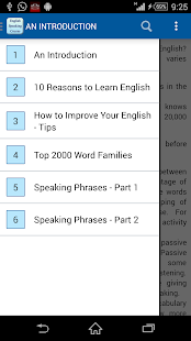 English Speaking Course - screenshot
