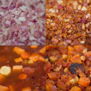 Root Vegetable Tagine Recipes