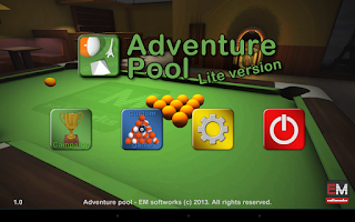 Screenshot of Adventure Pool Lite