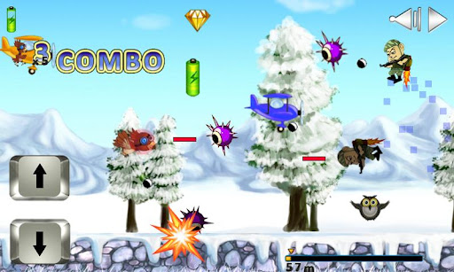 bird-attack for android screenshot