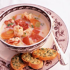 Chunky Lobster Stew