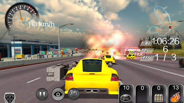 Armored Car Games Shooting